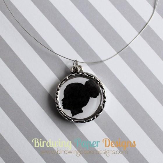 silhouette jewellery