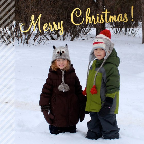 Merry Christmas from Birdwing Paper Designs
