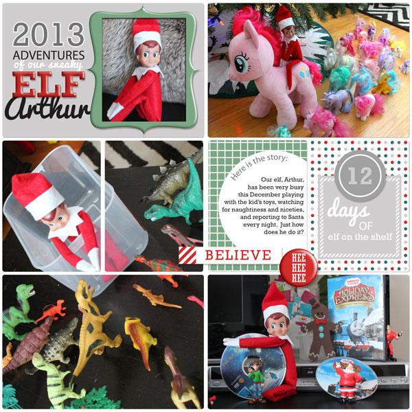 Free Digital Elf On Shelf Paper | Search Results | Calendar 2015