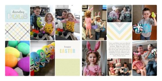 Fedynak Family - Easter