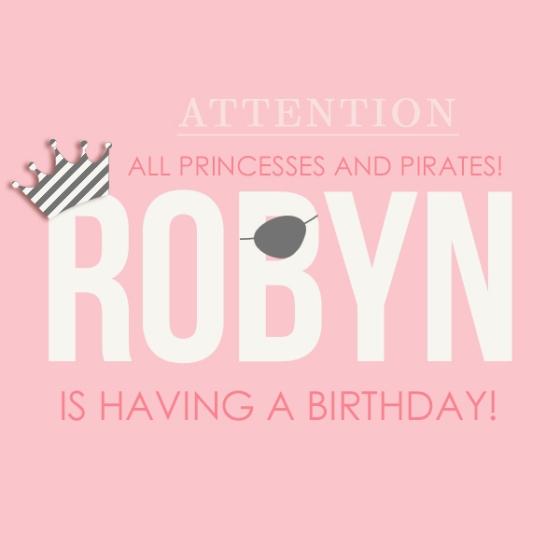 Birthday Invitation - Birdwing Paper Designs