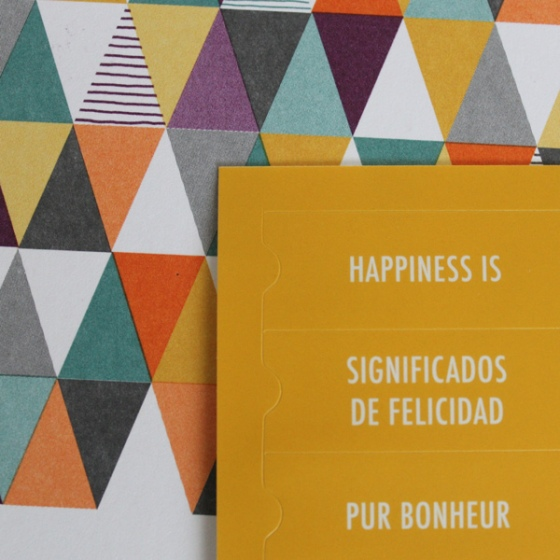 Happiness Is Project Life Kit by Stampin' Up.