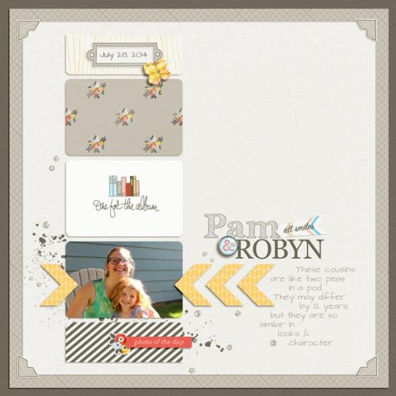 Pam & Robyn by Birdwing Paper Designs
