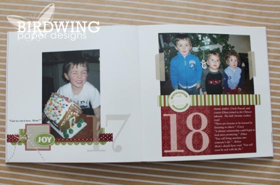 Christmas 2011 - Birdwing Paper Designs