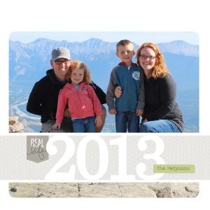 Family Album 2013 - Birdwing Paper Designs