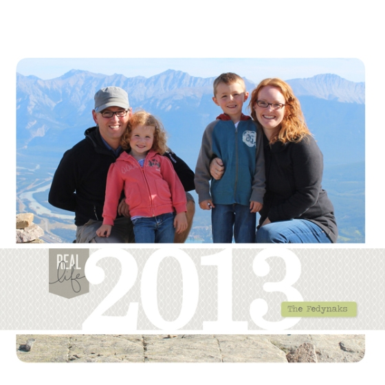 Family Album 2013 - Birdwing Paper Designs