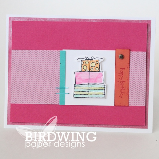 Upcycled Cards - Birdwing Paper Designs