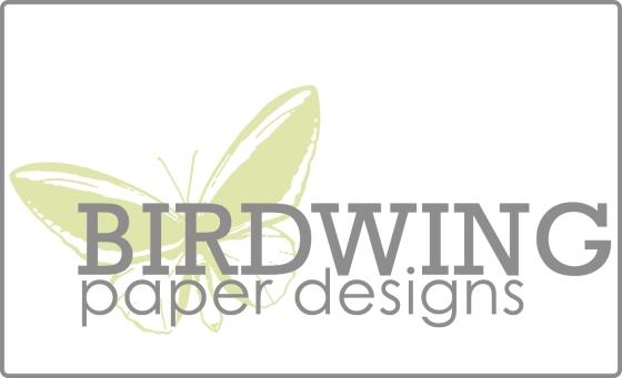 Birdwing Paper Designs Logo