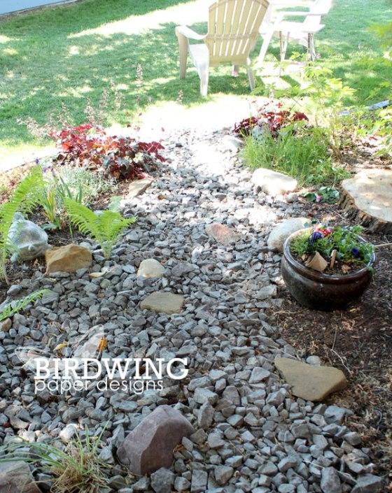 Five Garden Favourites - Birdwing Paper Designs