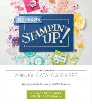 2018-2019 Annual Catalog - Stampin' Up!