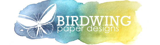 Birdwing Paper Designs Logo