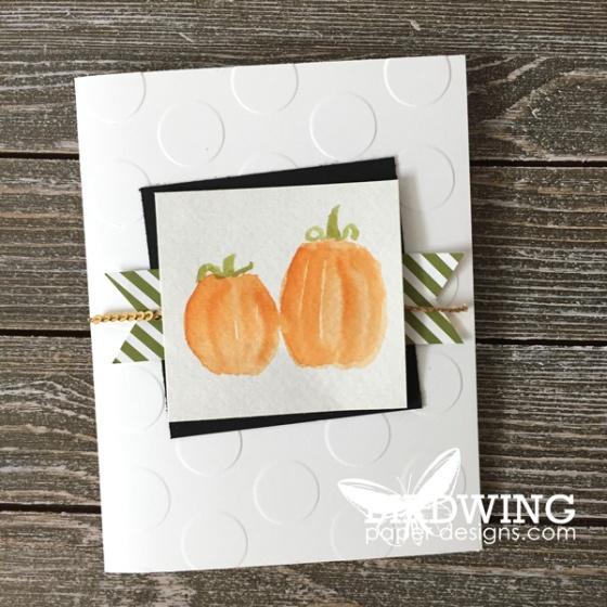 October Card Pack - Birdwing Paper Designs