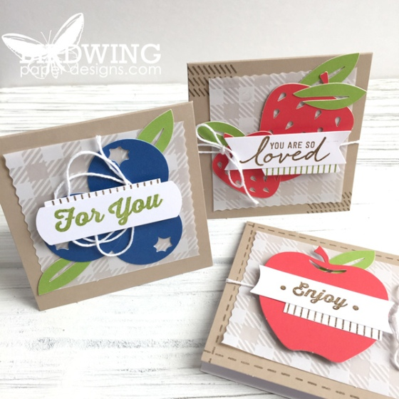 Lunchbox Notes - Birdwing Paper Designs