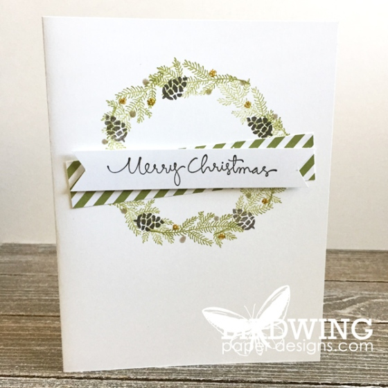 Winter Card Pack - Birdwing Paper Designs