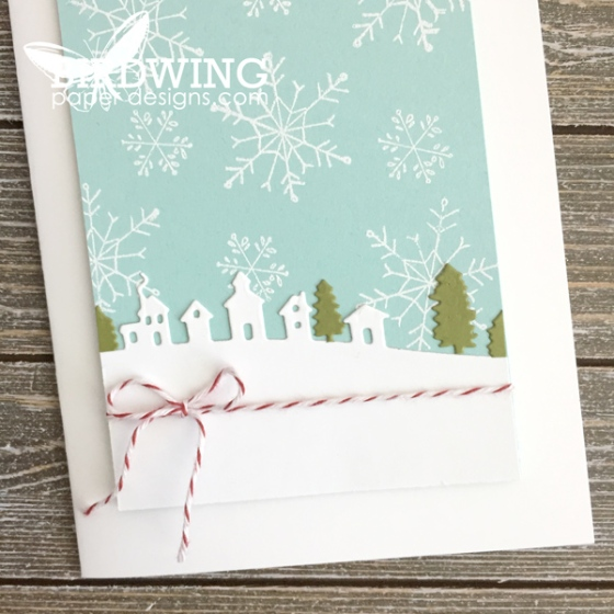 Christmas Card Pack - Birdwing Paper Designs