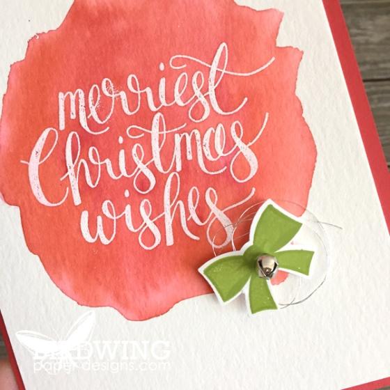 Christmas Card Pack - Birdwing Paper Designs