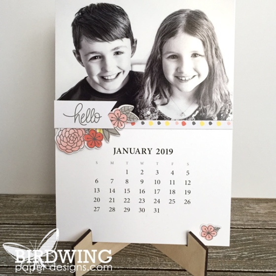 Big Plans for 2019 - Birdwing Paper Designs