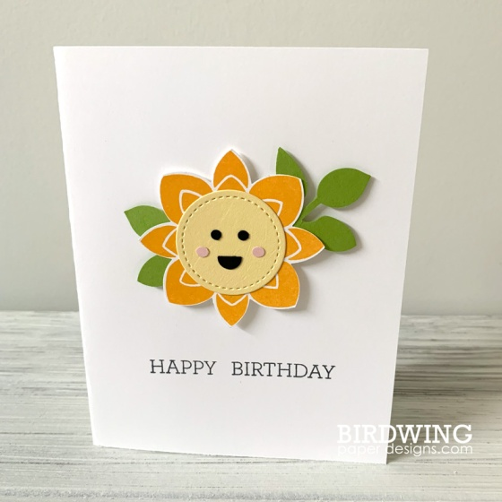 A Kids Card Class - Birdwing Paper Designs