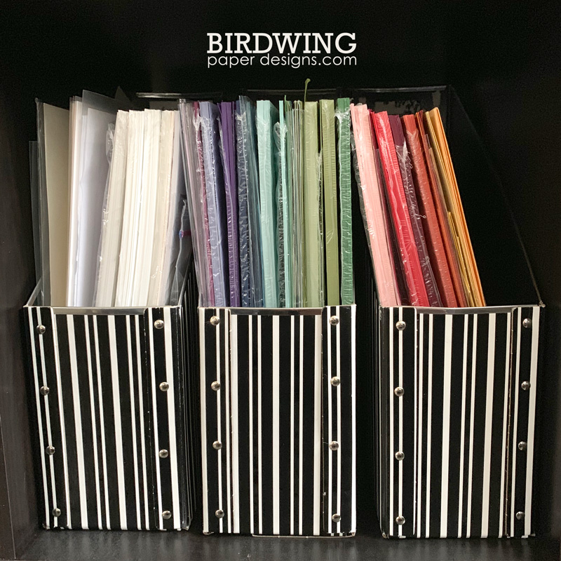A Craft Room Tour - Birdwing Paper Designs
