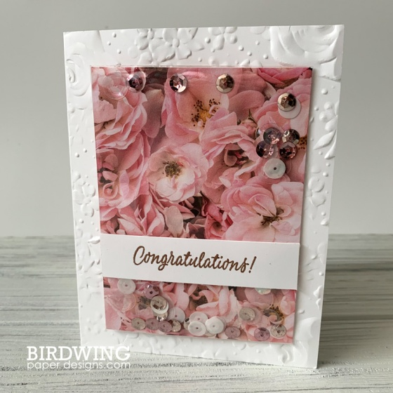 Spring Card Pack - Birdwing Paper Designs