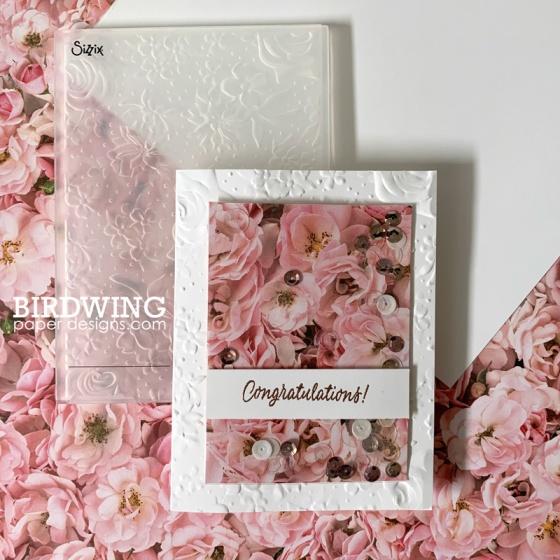 Spring Card Pack - Birdwing Paper Designs