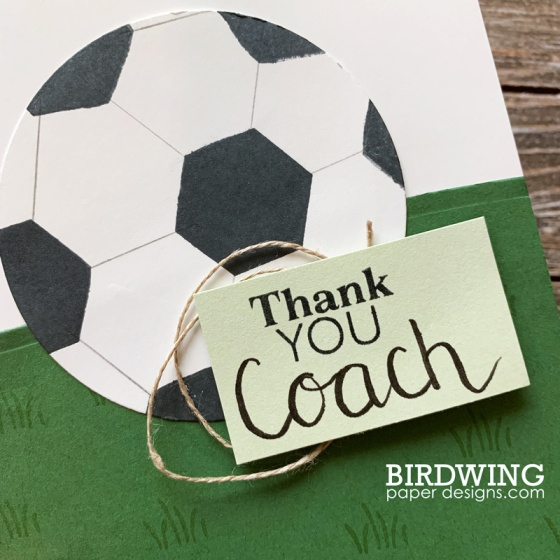 Sports Cards - Birdwing Paper Designs
