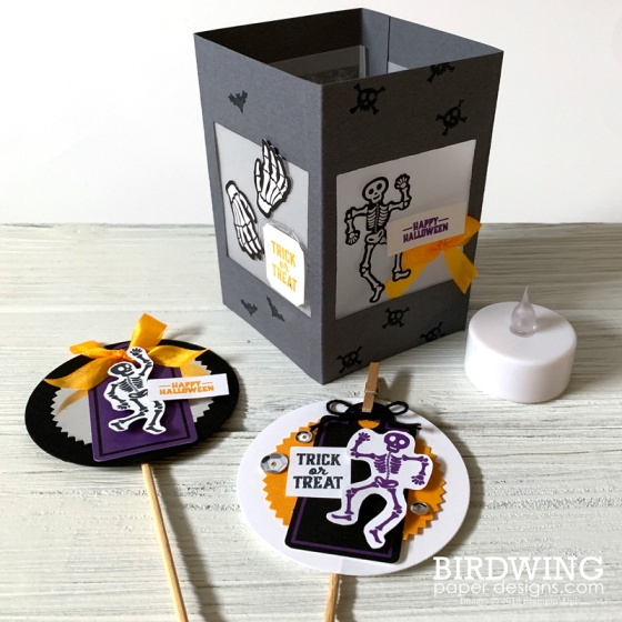 Halloween from Paper Pumpkin - Birdwing Paper Designs