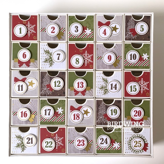 Winter Open House - Advent Calendar