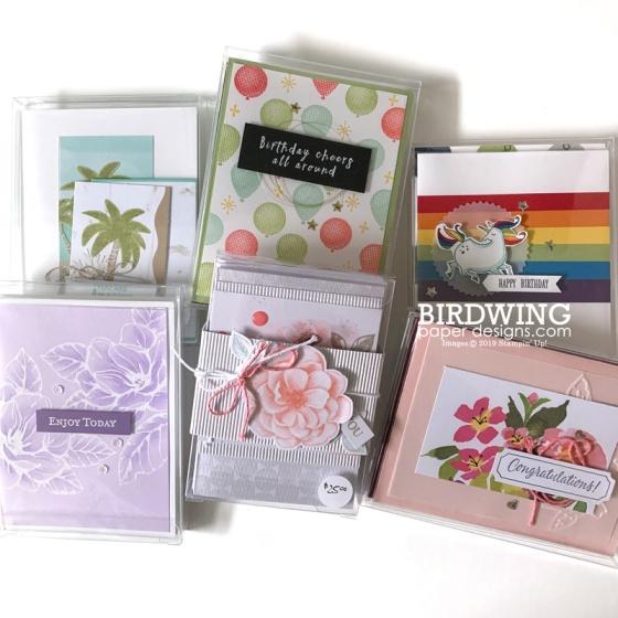 Winter Open House - Card Packs