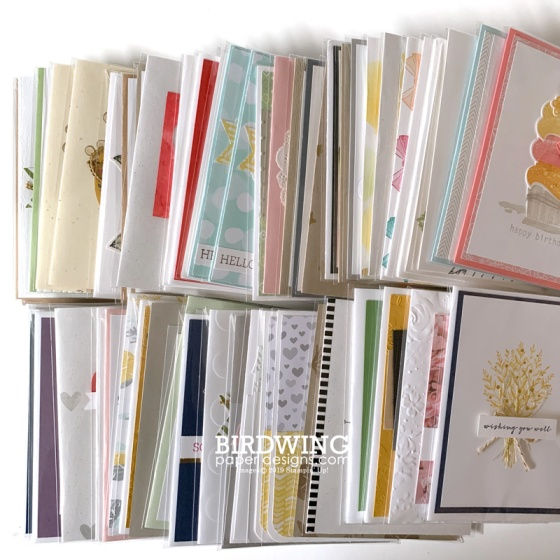 Winter Open House - Everyday Cards