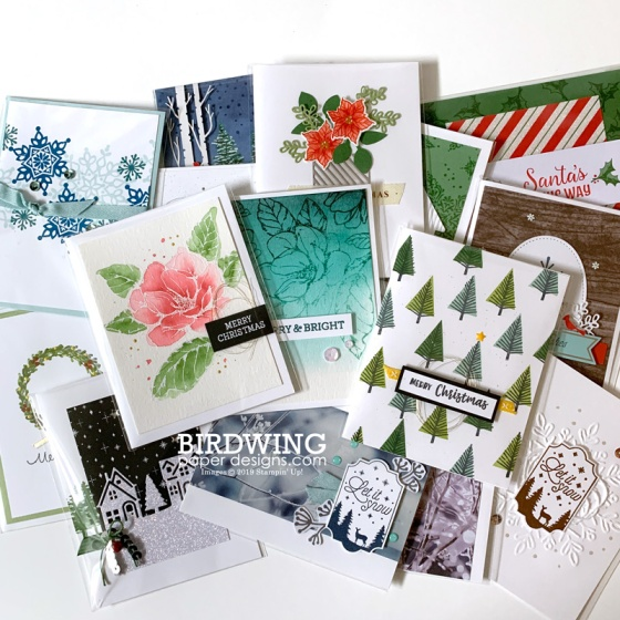 Winter Open House - Christmas Cards