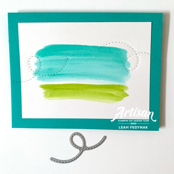 Stampin' Up! Artisan Design Team Blog Hop - Coordination Campaign Jan 2020