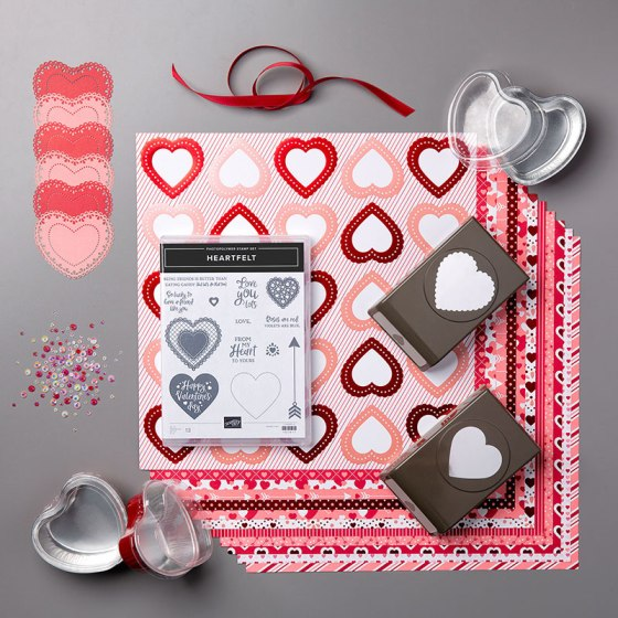 From My Heart Suite - Stampin' Up!