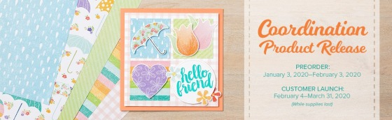 Stampin' Up! Coordination Campaign