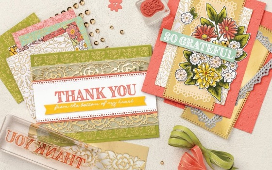 Ornate Garden Suite Collection Early Release from Stampin' Up!