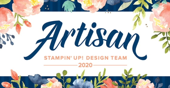 Artisan Design Team - Stampin' Up!