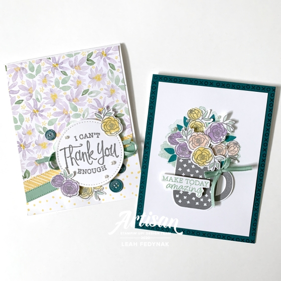 Stampin' Up! Artisan Design Team March Blog Hop-Birdwing Paper Designs