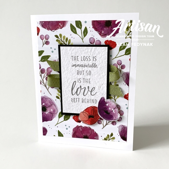 Using Handmade Recycled Paper on Cards - Birdwing Paper Designs