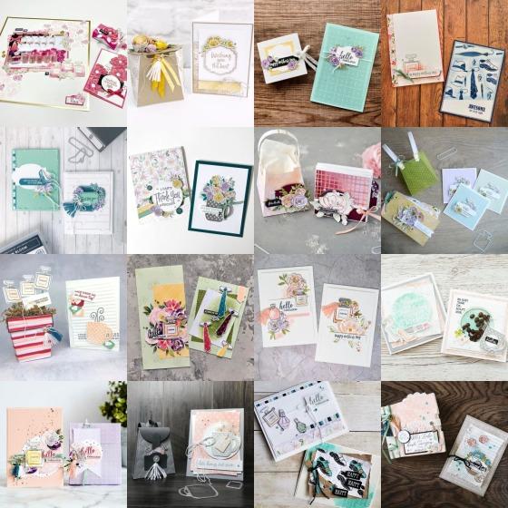 Stampin' Up! Artisan Design Team March Blog Hop