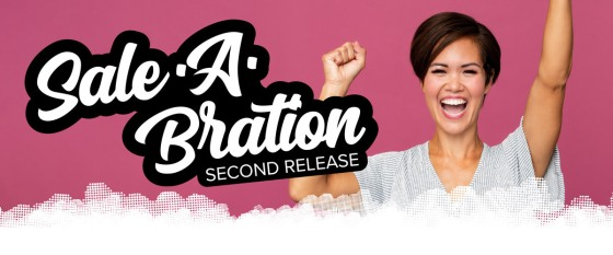 Sale-A-Bration Second Release from Stampin' Up!