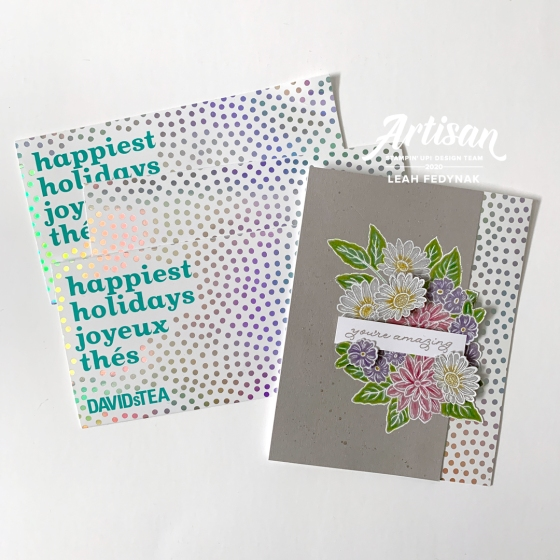 Making Cards With Recycled Products - Birdwing Paper Designs