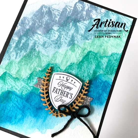 Artisan Design Team Blog Hop-Country Clubhouse Suite and Mountain Air