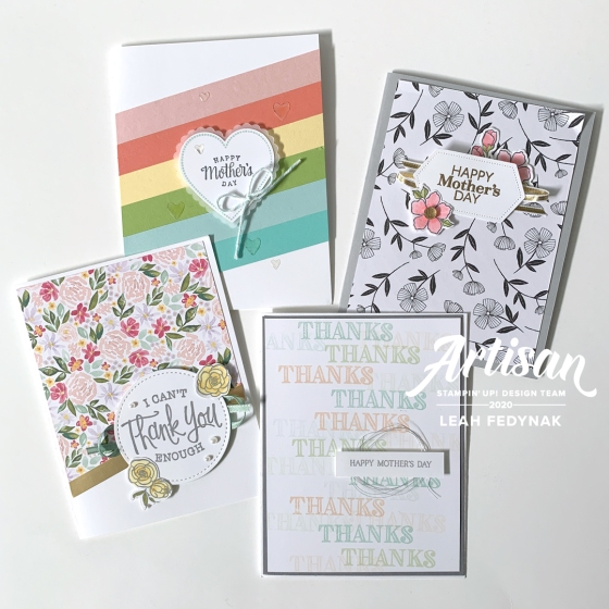 Mother's Day Cards 2020 - Birdwing Paper Designs