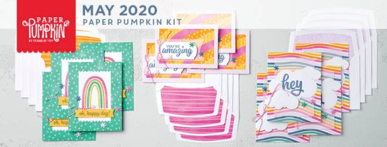 "Celebrate With ""A Kit In Color"" from Stampin' Up!"