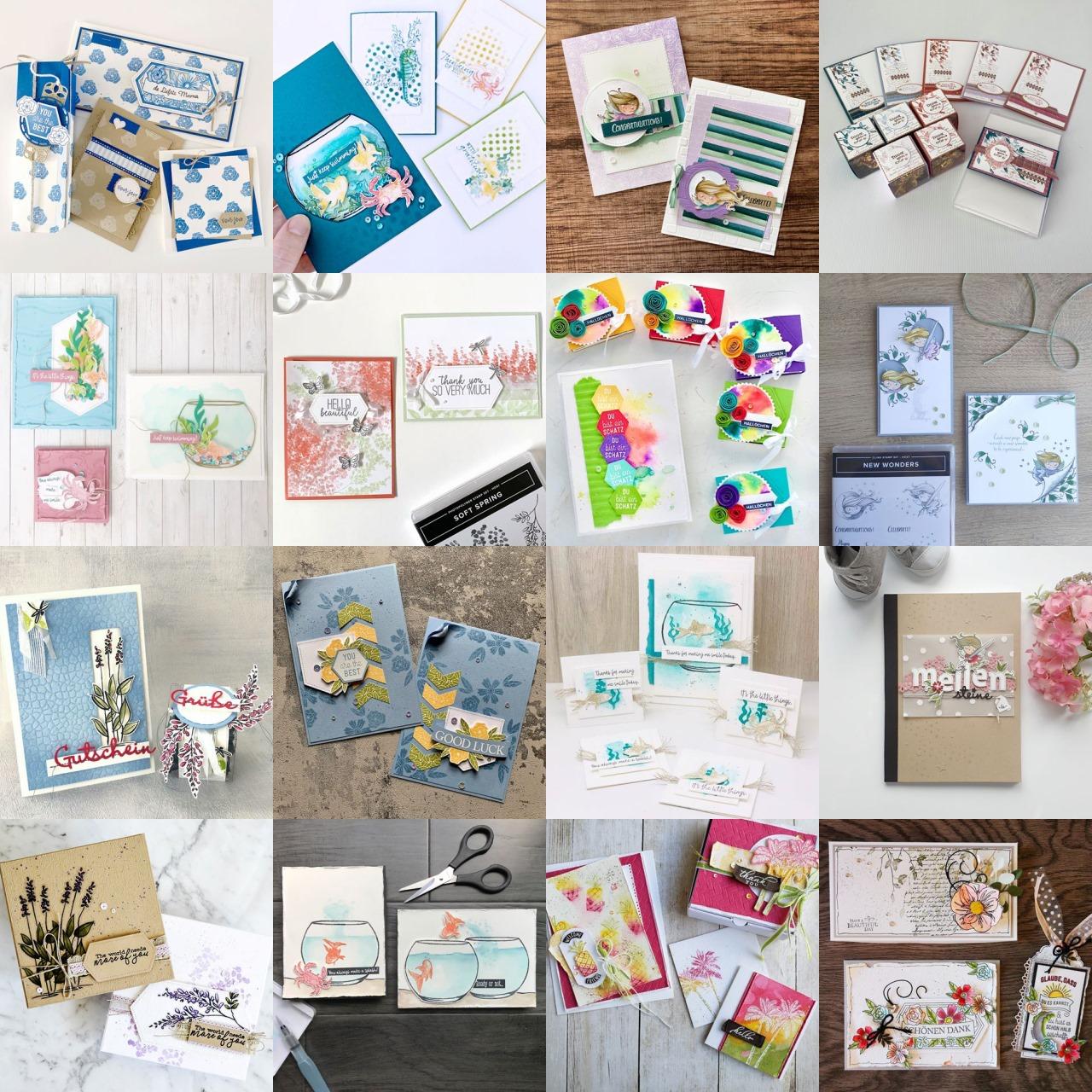 Stampin' Up! Artisan Design Team May Blog Hop
