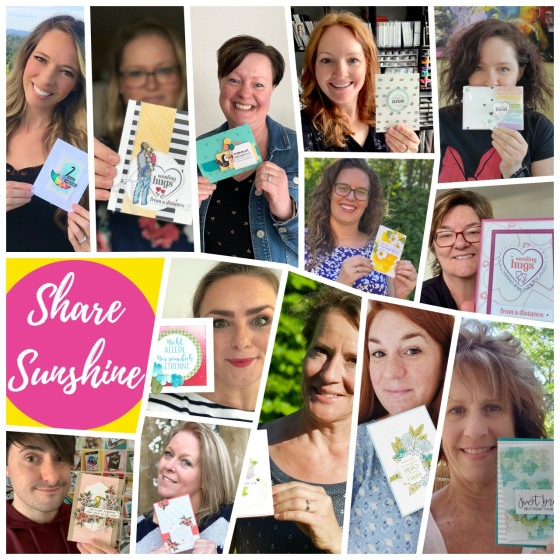 Share Sunshine with the Artisan Design Team
