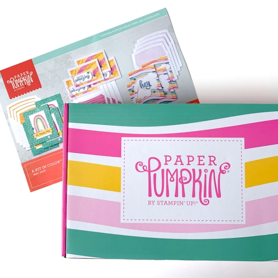"""Celebrate With """"A Kit In Color"""" - Birdwing Paper Designs"""