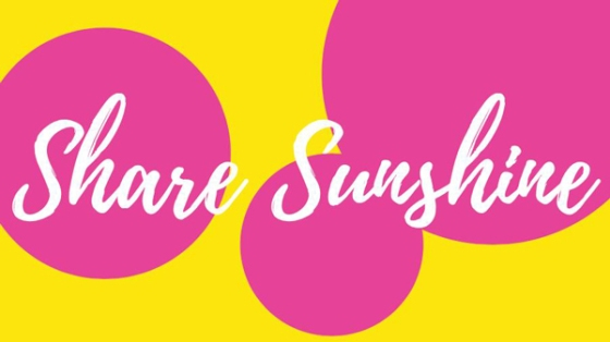 Share Sunshine with the Artisan Design Team 2020